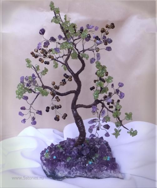 Дерево счастья творчества и благополучия