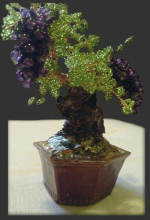 дерево счастья из бисера - Поиск компонентов и схем.