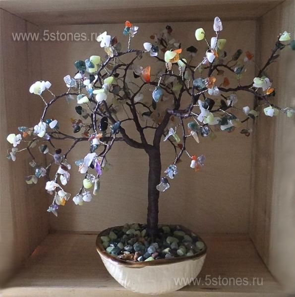 Дерево счастья Многоцветье