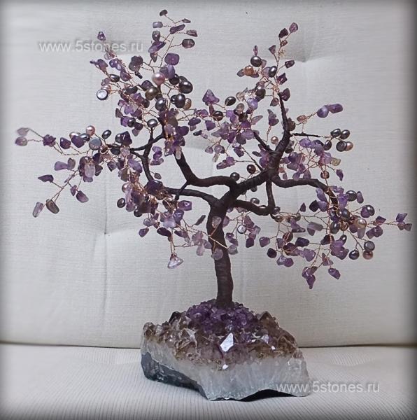 Дерево счастья в подарок на свадьбу