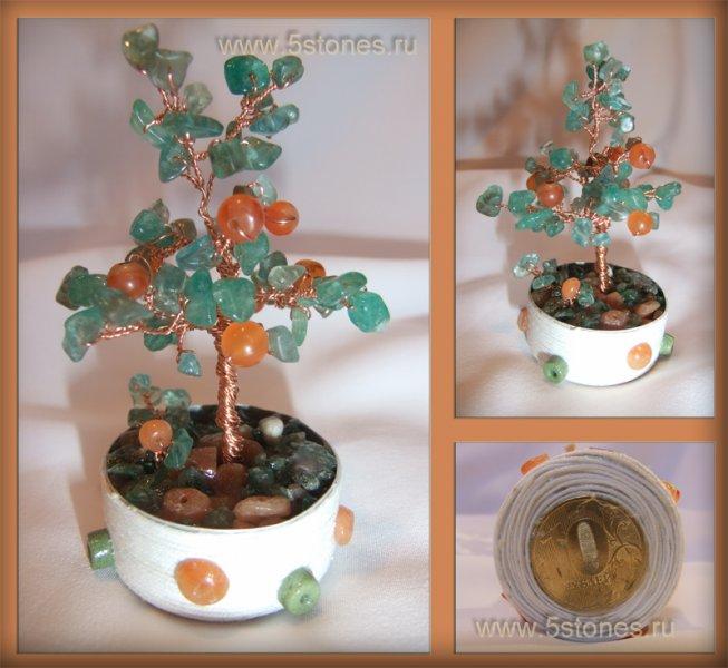 Дерево счастья Яблонька удачи