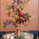 Дерево счастья Янтарное