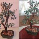 Дерево счастья из циозита