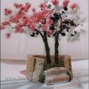 Коралловое дерево счастья в подарок на свадьбу
