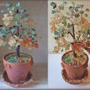 Дерево счастья Карамельное