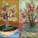 Дерево счастья Рябинушка