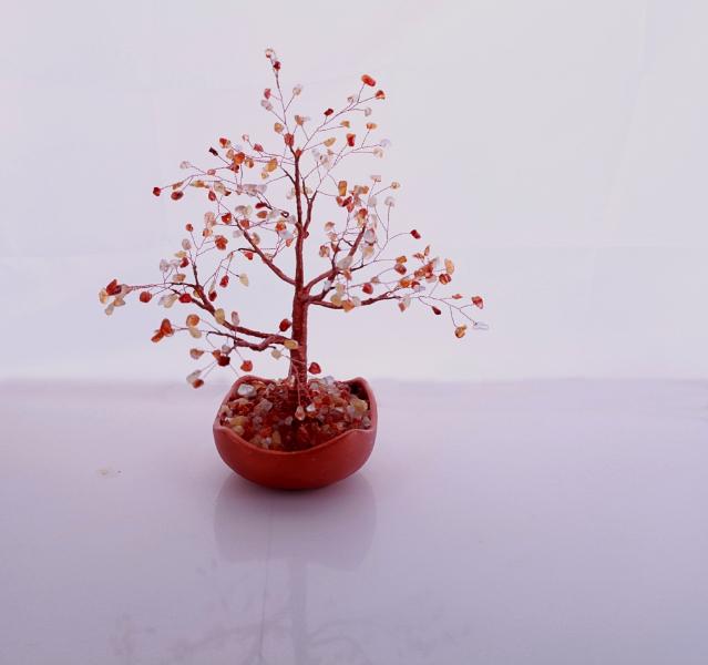 Медно-сердоликовое дерево счастья