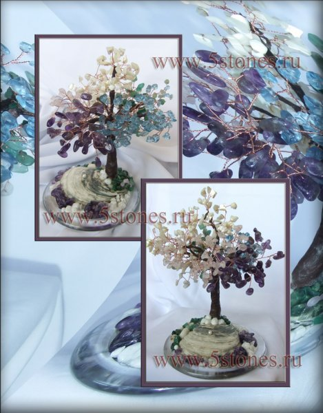 Дерево счастья Радужное