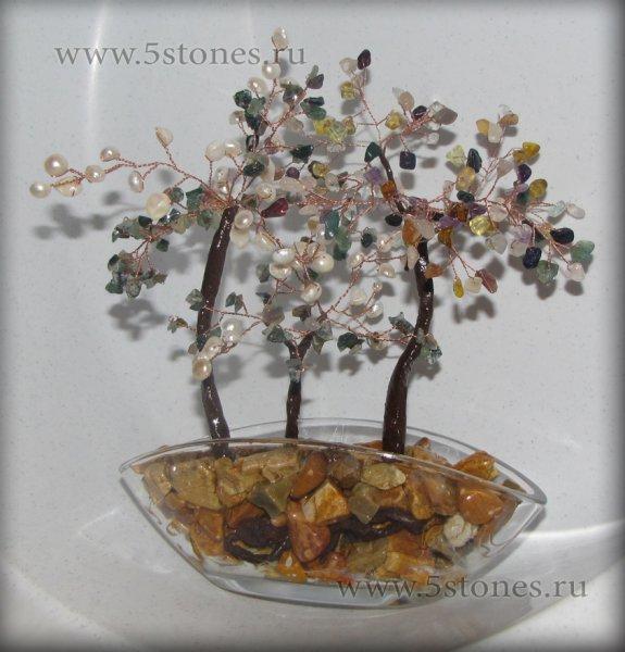 Дерево счастья Семейный корабль